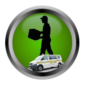 Courier taxi service